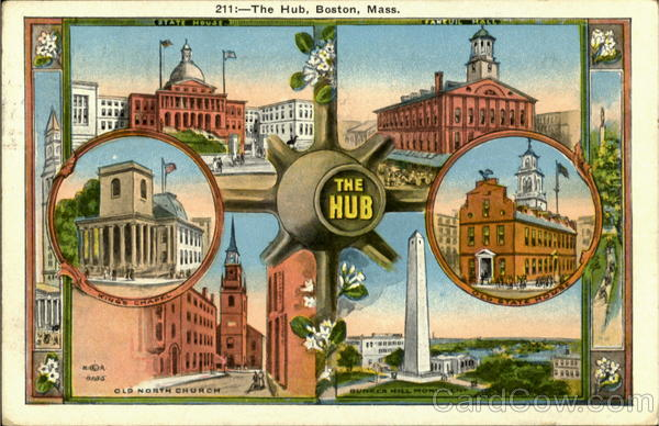 The Hub Boston Massachusetts