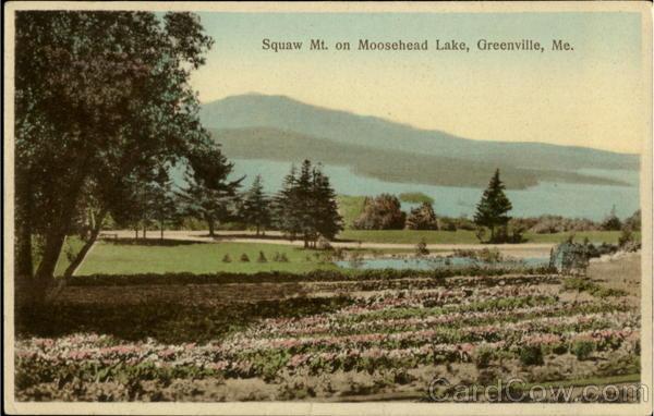 Squaw Mt, Moosehead Lake Greenville Maine