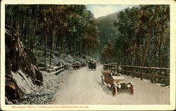 Mohawk Trail Through The Berkshire Hills