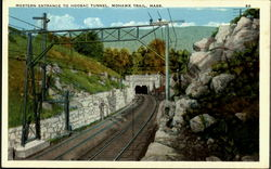 Western Entrance To Hoosac Tunnel