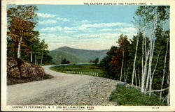 The Eastern Slope Of Te Taconic Trail
