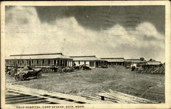 Field Hospital , Camp Devens