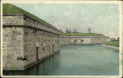Moat And Ramparts