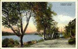 Turnpike Road Postcard