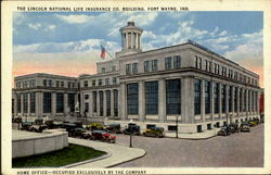 The Lincoln National Life Insurance Co., Building
