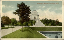 Mckinley Memorial Postcard