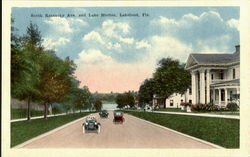 South Kentucky Ave, Lake Morton