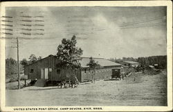 United States Post Office, Camp Devens
