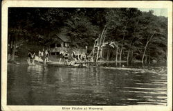 River Pirates At Camp Wopowog