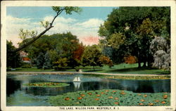 The Lake , Wilcox Park
