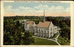 Seminary Buildings , Augustana College & Theological Seminary