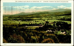 The Connecticut Valley Postcard