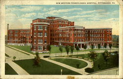 New Western Pennsylvania Hospital
