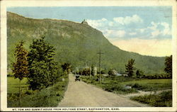 Mt. Tom And Summit House , Holyoke Street