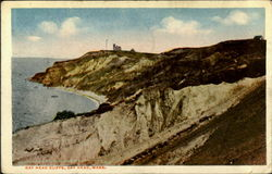 Gay Head Cliffs Postcard