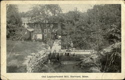 Old Leatherboard Mill