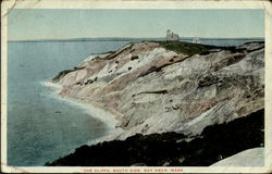 The Cliffs South Side Postcard