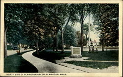 North Side Of Lexington Green