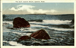The Surf, Ipswich Bach