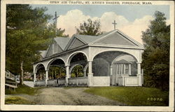 Open Air Chapel, St. Anne's Shrine