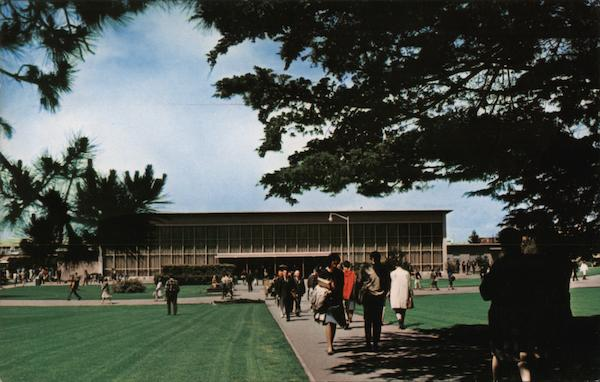 The Commons - San Francisco State College California