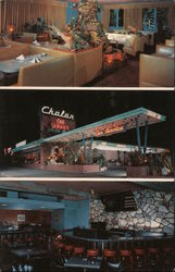 Chalon Restaurant Postcard