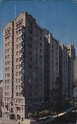 Mayflower Hotel Postcard