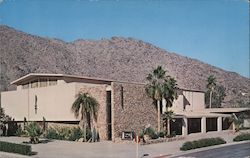 Community Church of Palm Springs Postcard