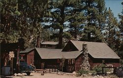 Leavitt Meadows Lodge Postcard