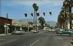 Florida Avenue Section Postcard