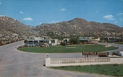 Echo Hills Estates for Mobile Homes Postcard