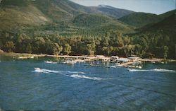 Edgewater Resort Postcard