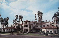 Carlsbad by the Sea, a California Lutheran Home Postcard