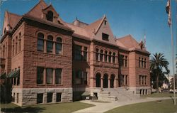 Santa Ana Courthouse Postcard