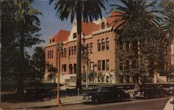 Orange County Court House Postcard
