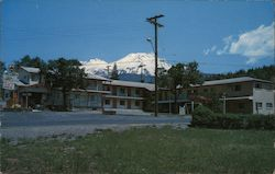 Alpine Lodge Motel Postcard