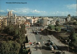 Eleftherias Square Postcard