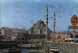 New Mosque Postcard