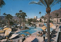 MARRIOTT'S CAMELBACK INN Postcard