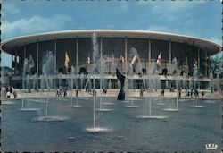 Exposition Universelle et Internationale de Bruxelles 1958 Postcard