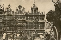 Grand-Place - Grote Markt Postcard