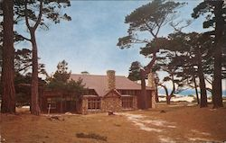 ASILOMAR CHAPED at beautiful ASILOMAR HOTEL & CONFERENCE GROUNDS Postcard