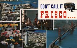 Don't call it Frisco. Postcard