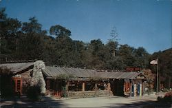 River Inn Big Sur Postcard