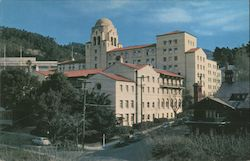 International House, University of California Postcard