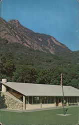 Salvation Army Mountain Crags Camp Postcard
