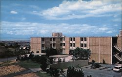 Carlos Bee Residence Hall Postcard