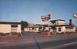 Motel Monte Mar Postcard