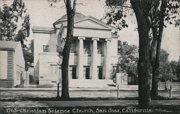 Christian Science Church San Jose California