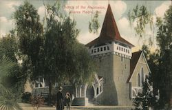 Church of the Ascension Postcard